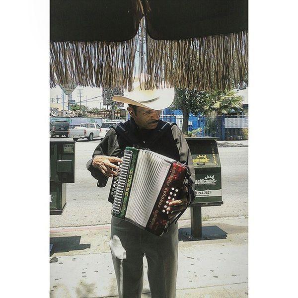Boyle Heights. La Socalmoments Banda Mexicano
