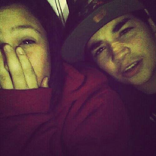 me & trey (;