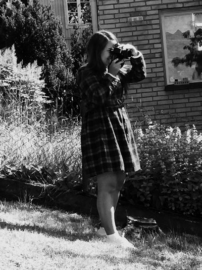 Photographer Photostory Photooftheday Best Girl Ever Eyeem Black And White Collection Photographer In The Shot