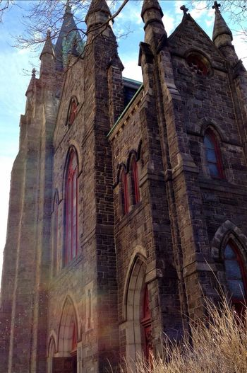 The rainbow church