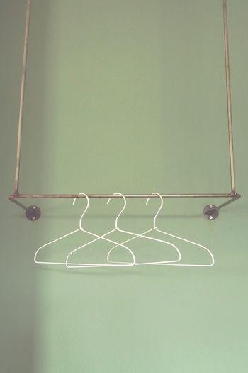 Green Wall Hanger Rack Hanger Hanger Display Hanger On The Wall Hangers Hanger Green Color