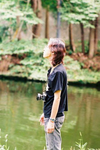 Filmcamera ネガフィルム Snapshot