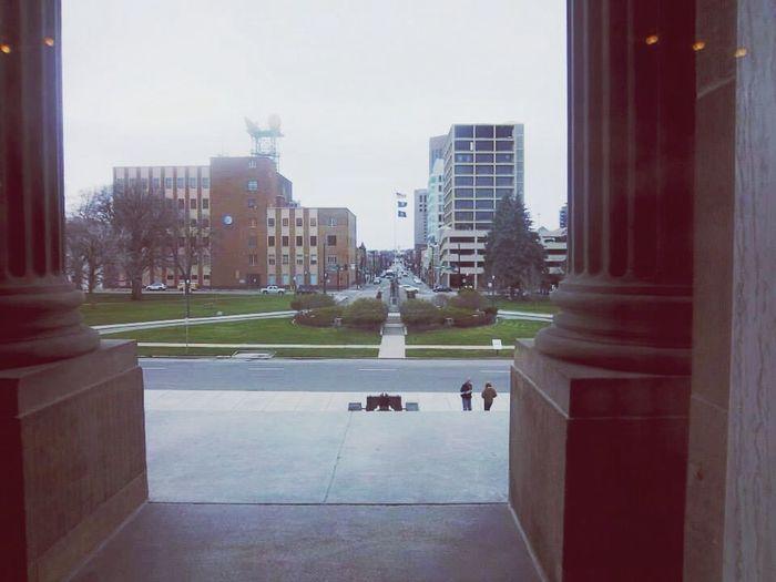 Boise Capital Building.