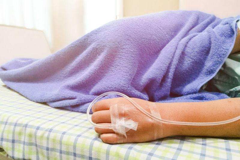 intravenous