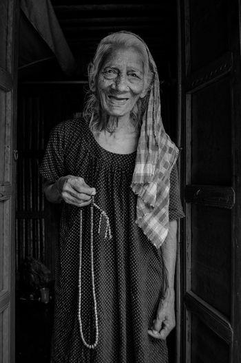Second childhood Portrait Monochrome Womens Portraiture Smile Eyeemmarket Eyeem On Week Traveling Bangladesh Travel Photography