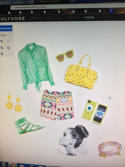"""Nothingtodo Made In """"Polyvore"""" That's Me Design"""