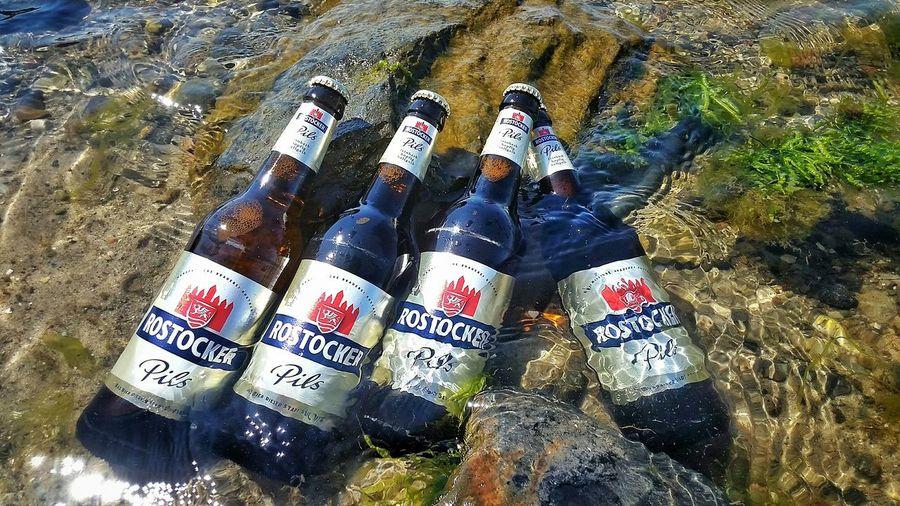 Beer Beach Good Feeling Summer Enjoy Life Rostocker Pils Schnattermann Bestbuddy Relaxing Have Fun