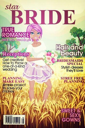 My Magazine Design