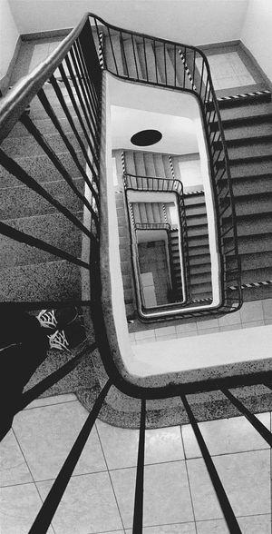 Stairs ariund... Art Stairs Walking The Stairs Black & White Urbanexploration Urban Bratislava, Slovakia Bratislava