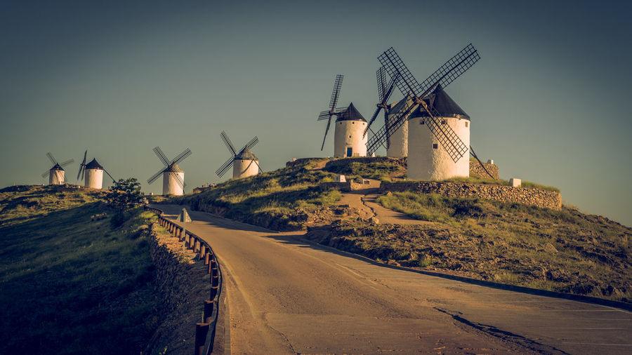 Quixote Windmill