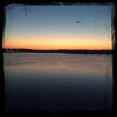 Sunrise at Kerr Lake Clouds And Sky Lake Nature