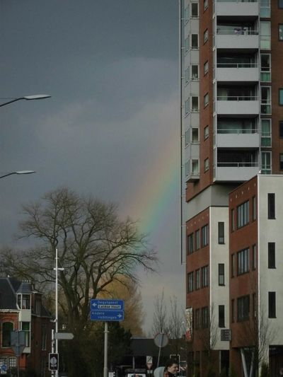 Outdoors Rainbow Day Colors Getting Inspired Streetphotography City Taking Photos Enjoying Life