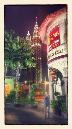 Petronas Twin Towers Malaysian Food Light Led Lights
