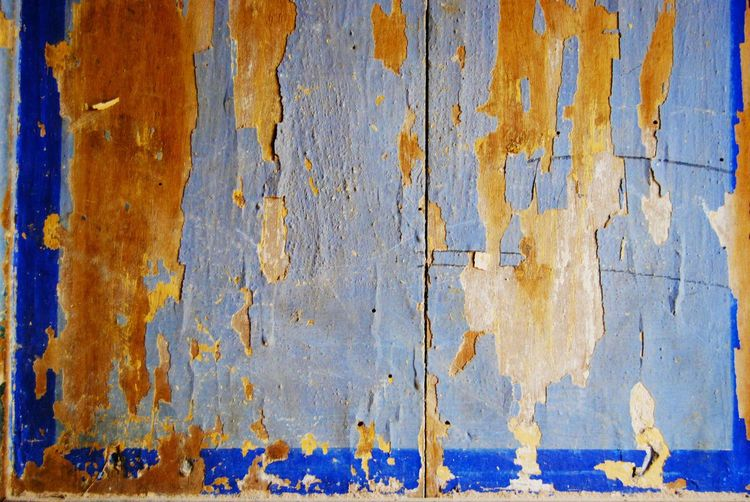 Art ArtWork Azzurro Backgrounds Beautiful Blue Brown Collors Contemporary Art Dipinto Drawing Full Frame Italia Legno Nature Orange Painting Peinture Piacenza Vecchio ♥ Weathered Yellow