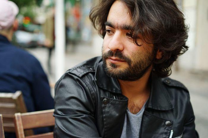 Drinks With Ramzi // The Portraitist - 2015 EyeEm Awards