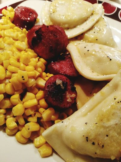 What's For Dinner? Pierogis Homemade Food Porn Food Photography Mmmm☺ Family Dinner Eat Together Bon Appétit!