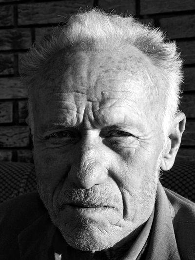 B&W Portrait Black&white Blackandwhite Photography Black And White Black And White Portrait Portrait