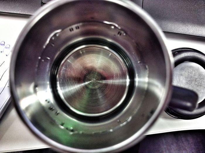 Circle No People Close-up Indoors  Nokia 808 Pureview  Nokia Photography Stainless Mug Mug