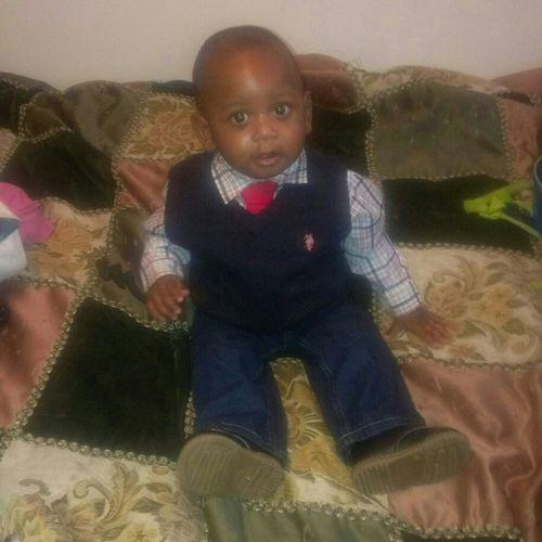 My Lil Man Fresh For Church