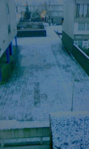 Its Snowing ♥