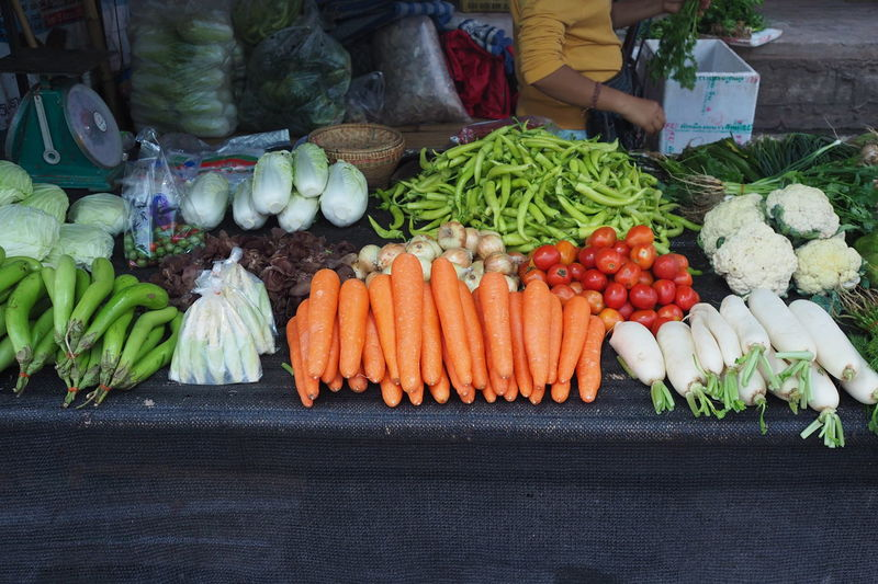 Vegetable Abundance Arrangement Broccoli Carrot Choice Close-up Collection Food Food And Drink For Sale Freshness Healthy Eating Large Group Of Objects Market Market Stall Organic Raw Retail  Root Vegetable Sale Variation Vegetable