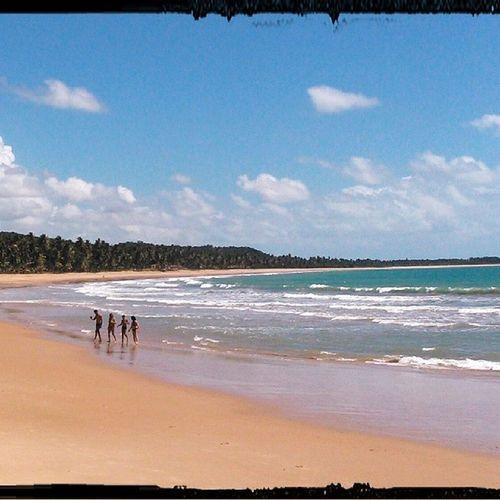 E ainda tem gente que diz que o paraíso não está na Terra... Praiadasereia Maceió Alagoas