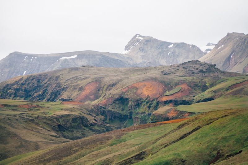 My Year My View Mountain Landscape Mountain Range Nature Beauty In Nature Wilderness Mountain Peak Outdoors Colors Colorful Bright Beauty In Nature Cold Temperature Nature Iceland Trip Travel Traveling Mountains Lifestyles Lifestyle Frozen Adventure Nature Collection The Great Outdoors - 2017 EyeEm Awards