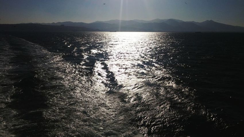 By Husain Showcase: December Izmirim From Turkey Sea Sun