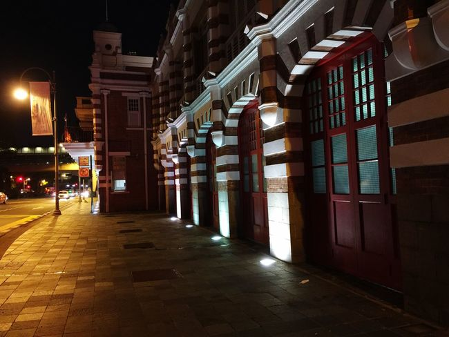 The Great Outdoors - 2015 EyeEm Awards Singapore Central Fire Station Scdf Night Photography Fire Station