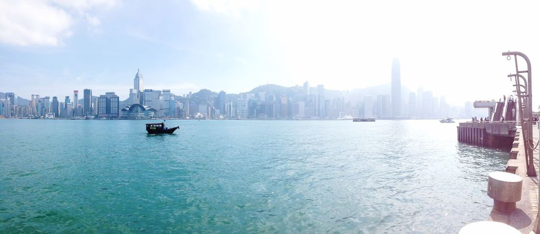 Hong Kong City Cityscape Home Sweet Home ♥