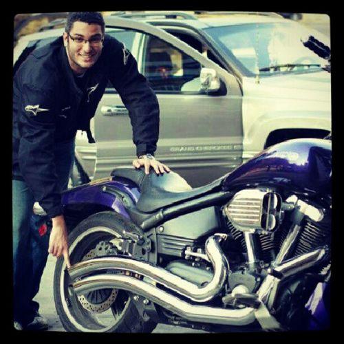My Baby YamahaWarrior1700 best i've ever owned Beast on Wheels InstaAlpineStars InstaBikerBoy InstaYamaha ♥