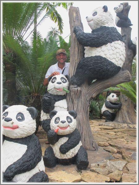 Victor Noc Art 🎱 Nong Nooch Tropical Bothanical Garden Thailandia 2016 Pattaya City Victor Noc Art VicNocArt Vittorio Nocente VittNoc