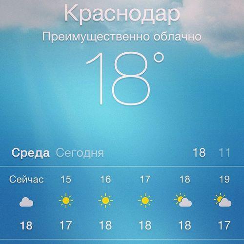 В моем любимо городе как обычно, все хорошо)))) весналето , краснодар
