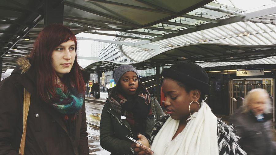 RTTRDM Seriousgirls Rotterdam Metro Blaak
