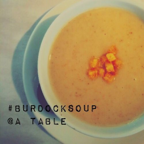 Soup Food Foodphotography Happy 新ごぼうのスープ