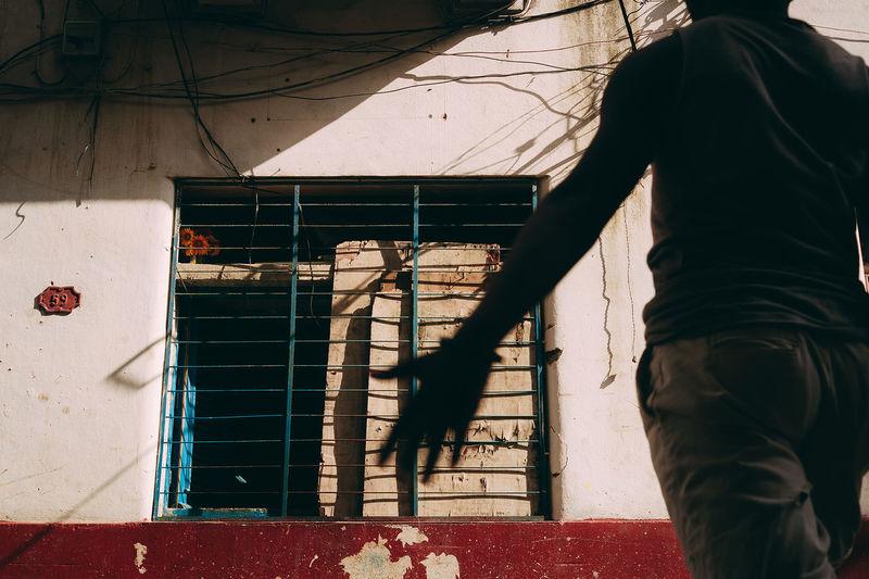 Cuba Havana Havana, Cuba The Street Photographer - 2018 EyeEm Awards Architecture Built Structure Contrast Fujifilm Fujifilm_xseries Lifestyles Real People Street Streetphotography Xpro1 EyeEmNewHere