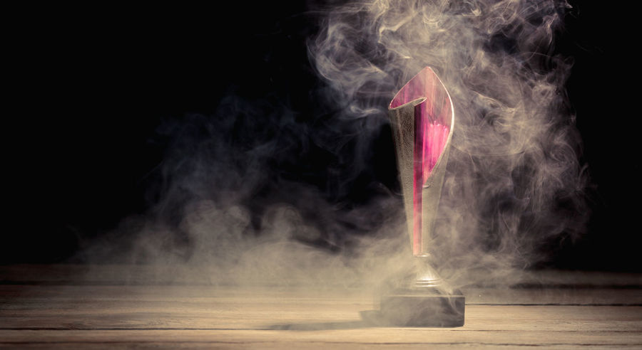 AWARD Achievement Champion Master Show Top Trophy Winners Winning Best  Ceremony Championship Cup Firework Illuminated Incense Indoors  Metaphor No People Presentation Reward Smoke - Physical Structure Sports Victory Winner