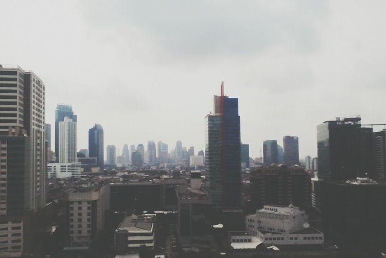 20th Cityscapes Jakarta Cityscape Hi! Hello World