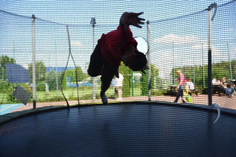 Jump Activity
