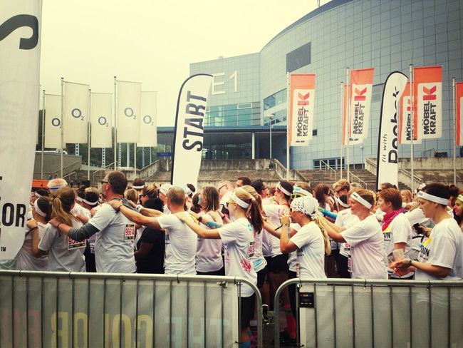 Before the start :)