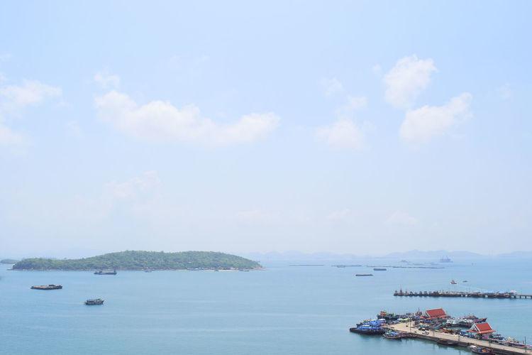 Chon buri sea,