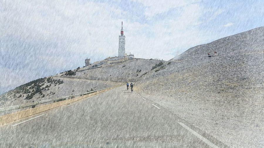Beautiful Mont Ventoux Tour De France Tourism Nature_perfection EyeEm Nature Lover Landscape_Collection Fine Art Photography
