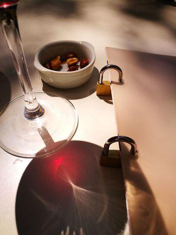 Vine Tapas And Wine No People Drink OriginalCreatives Menucard