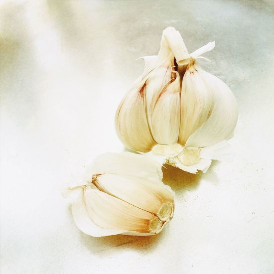 Garlic bulb and cloves Garlic Bulb Cloves Clove Herb Spice Root Vegetable Food Ingredient Flavour