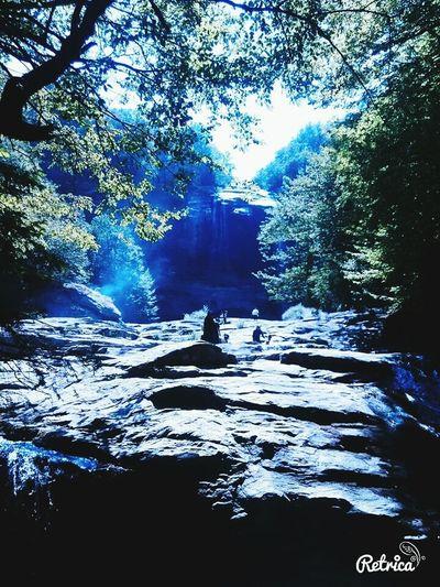 Beautiful View Mükemmel Waterfall