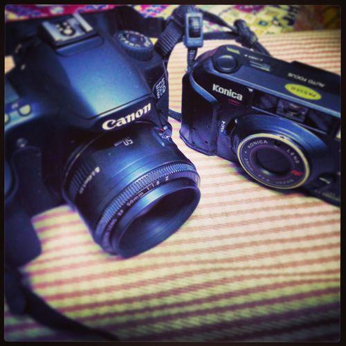 Konica Canon Classic 50mm 1.8