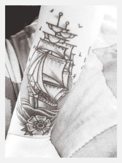 Tattoo Ink Ship