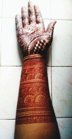 Henna lover :D Mehendi_design Henna Mehendi Indian Style