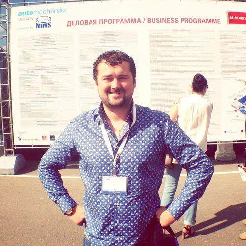 """Международная выставка """"Автомеханика """" 2013"""