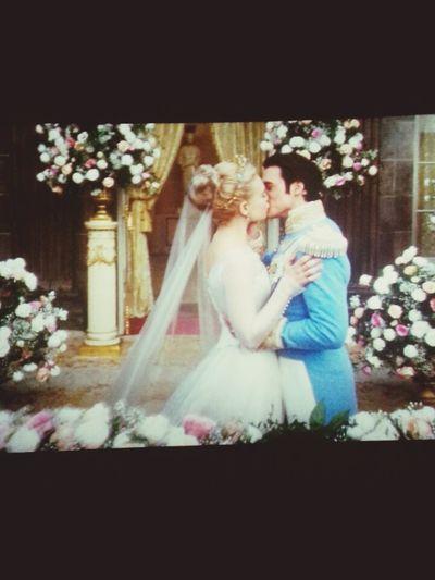 happy ending Cinderella